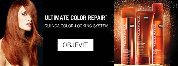 Pro zářivou barvu až po 9 týdnů >
