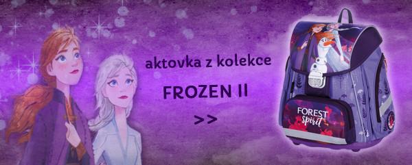 Aktovka Oxybag Premium - Frozen II