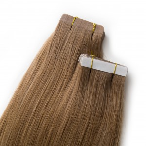 Caramel Tape Virgin Remy 55cm