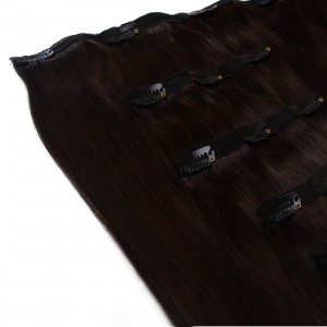 Caviar Clip In 5 Pieces Remy Hair 55cm