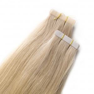 Vanilla Tape Virgin Remy 43cm