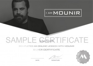 Mounir Online Academy Single Course