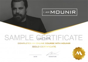 Mounir Online Academy Multi - Sessions Course