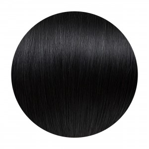 Midnight Nail Tip Virgin Remy 55cm