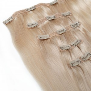 Milkshake Clip In 5 Pieces Remy Hair 55cm