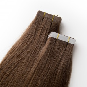 Mocha Tape Virgin Remy 55cm