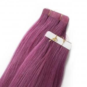 Purple Rain Tape Virgin Remy 55cm