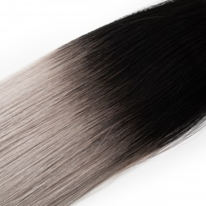 Salt n Pepper Balayage Tape Virgin Remy 55cm