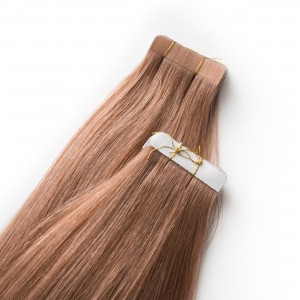 Toffee Tape Virgin Remy 55cm