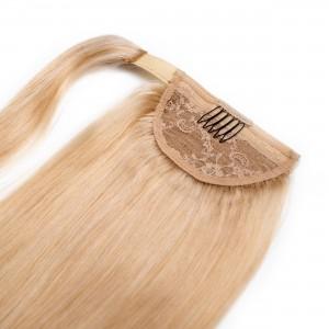 Vanilla Ponytail Remy Hair 55cm