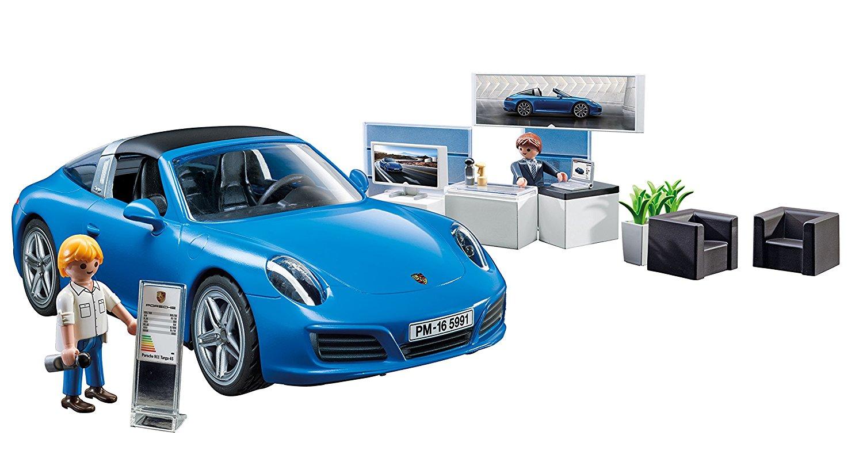 playmobil 5991 porsche 911 targa 4s. Black Bedroom Furniture Sets. Home Design Ideas