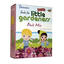 Little Gardeners - Shake & Sow Pink Mix