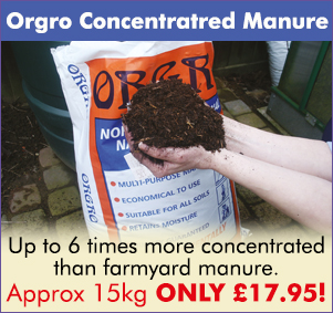 Concentrated Farmyard Manure ONLY £17.95