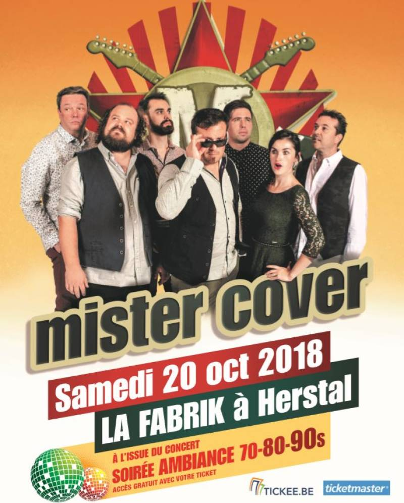 Mister Cover & Soirée DJ