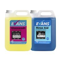 Whether you wash up by hand, or utilise a glass and dishwasher, we stock the chemicals to assist you