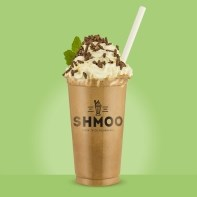 Shmoo Milkshakes & Toppings, a thick shake full of flavour and surprisingly healthy!