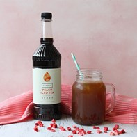 Upgrade your cold drink selection buy stocking and making iced teas!