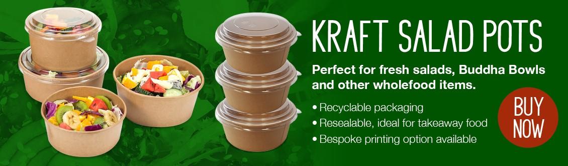 Kraft Rice and Buddha Bowls