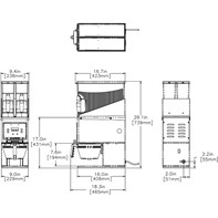 Bunn MHGA Multi-Hopper Coffee Grinder & Storage System