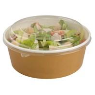 Kraft Salad Pot & Lids 1000cc