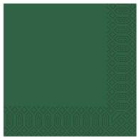 40cm 2ply Dark Green Napkin