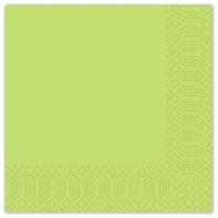 40cm 2ply Kiwi Green Napkin