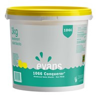 1066 Conqueror Deodorant Toilet Blocks Non BDCB 3kg