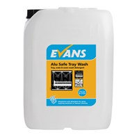 Alu Safe Tray Wash 20L