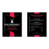 Poldermill Traditional Chocolate Sachets | Select Catering Solutions Ltd