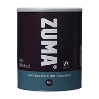 Zuma F.Trade Chocolate Tin 2kg | Select Catering Solutions Ltd