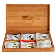 Canton Medium Bamboo Presentation Box | Select Catering Solutions Ltd
