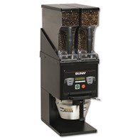 Bunn MHGA Black Multi-Hopper Coffee Grinder & Storage System | Select Catering Solutions Ltd