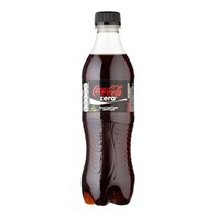Coke Zero Bottles 500ml Qty 24 | Select Catering Solutions Ltd