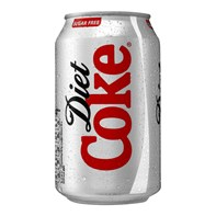 24 x Diet Coca Cola Cans 330ml | Select Catering Solutions Ltd