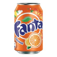 Fanta Orange Cans | Select Catering Solutions Ltd