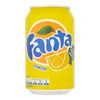 Fanta Lemon Cans | Select Catering Solutions Ltd