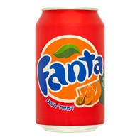Fanta Fruit Twist Cans | Select Catering Solutions Ltd