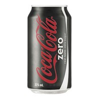 Coke Zero Cans | Select Catering Solutions Ltd