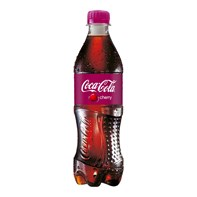 Cherry Coke Bottles 500ml Qty 24 | Select Catering Solutions Ltd