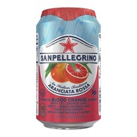 San Pellegrino Aranciata Rossa Cans | Select Catering Solutions Ltd