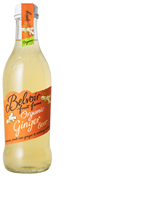 Belvoir Presse Organic Ginger Beer 250ml | Select Catering Solutions Ltd