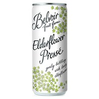 Belvoir Presse Elderflower Can 250ml | Select Catering Solutions Ltd