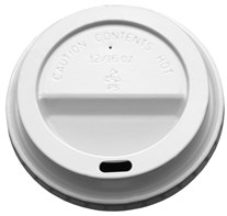 12-20oz White Sip Lids | Select Catering Solutions Ltd