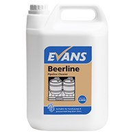 Beerline & Optic Cleaners, 2x5L | Select Catering Solutions Ltd