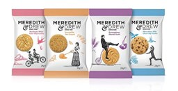 Meredith & Drew Assorted Mini Biscuits 100 x 28g | Select Catering Solutions Ltd