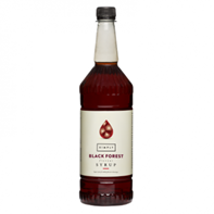 Simply Bottle Black Forest Syrup 1L