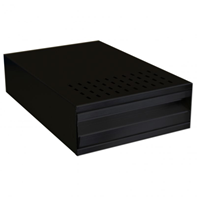 Black Solid Knock Out Drawer and Bar | Select Catering Solutions Ltd