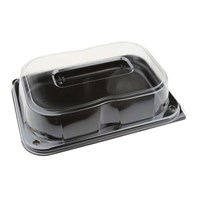 Combo Platter & Lids 24x17cm | Select Catering Solutions Ltd