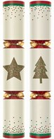 "10"" Festive Wishes Crackers Qty 100 