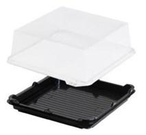 Elegance Medium Square Lids Qty 200 | Select Catering Solutions Ltd